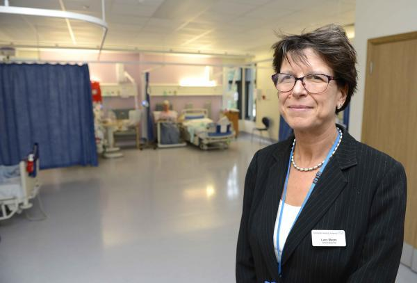 Colchester hospital boss: We need to regain staff's confidence