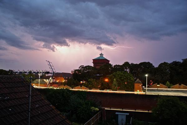 Lightning storms: Your pictures from across north Essex