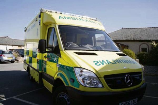 Elderly woman seriously hurt in Colchester