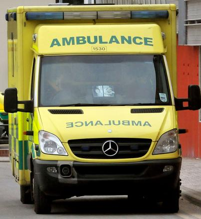 Big fine after 130 ambulances forced to wait outside A&E for more than an hour