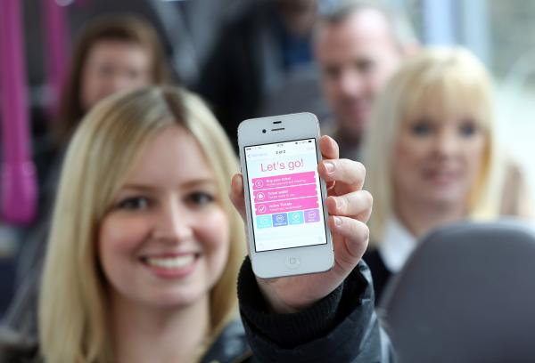 Mobile phone ticket scheme to launch on buses