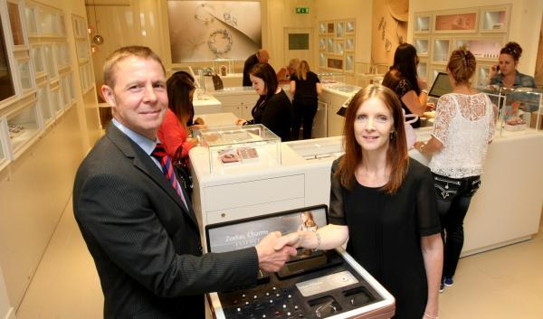 New jewellery store unveiled in Colchester's Culver Square