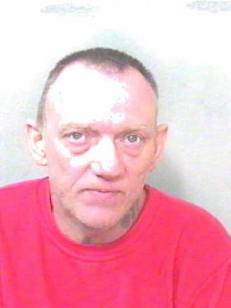Prolific burglar David Howard