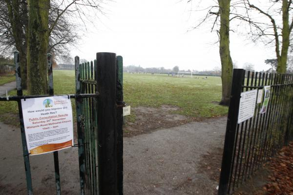 Would you use a cafe at the Old Heath Rec?
