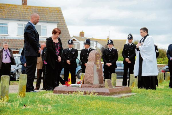 Special tribute to heroic police officer Brian to mark 30 years since shooting