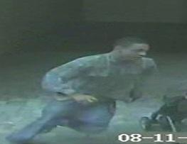 CCTV pictures released as police search for burglary suspect