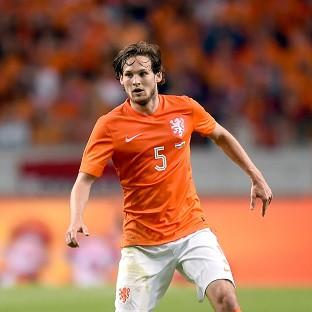 Daley Blind has joined Manchester United for £14million from Ajax