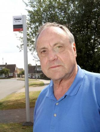 Limited bus service replacement is inadequate, say Colchester residents