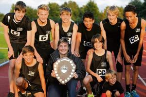 Trophy success for Colchester and Tendring athletes