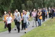 Colchester community holds walk in memory of Jim and Nahid