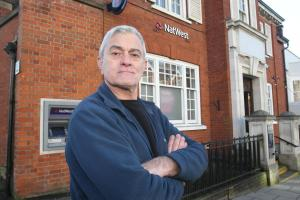 Campaign to save NatWest bank from closure is supported by residents and councillors