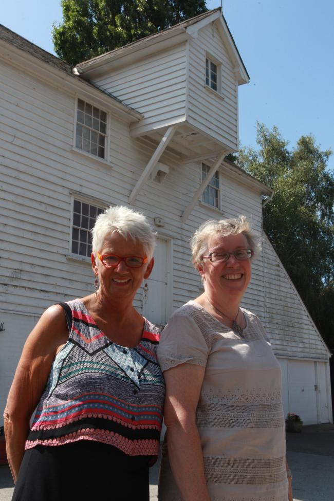 Cannock Mill plans – Barbara Simpkins and Sue York