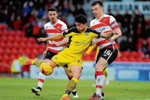 Bonne determined to keep his place in U's side