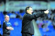 Support - Tony Humes deserves the chance to continue his job as Colchester United manager. Picture: WARREN PAGE