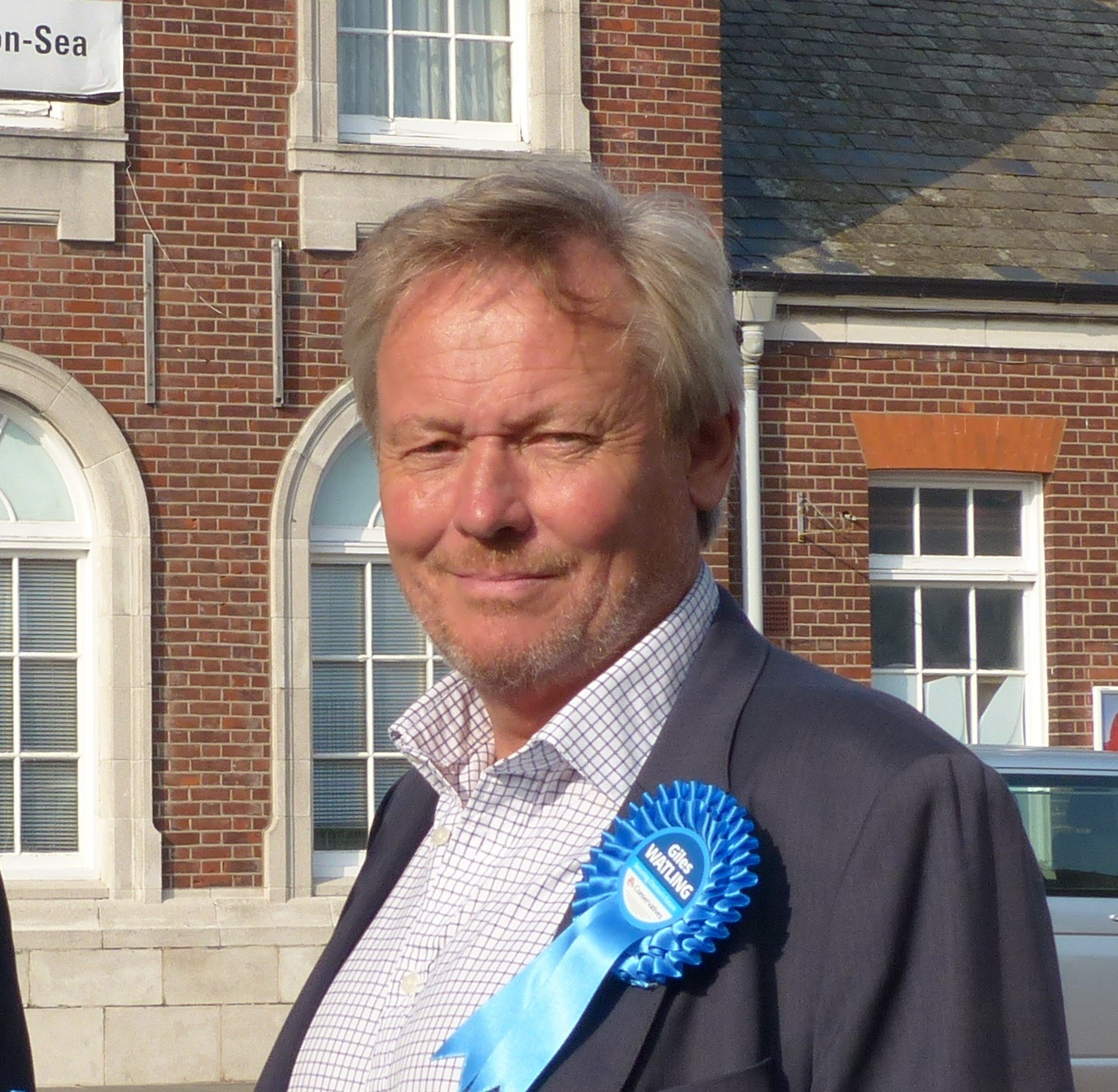 Giles Watling re-selected as Tory candidate for Clacton seat at General Election