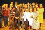 Hospice given £1k boost by amateur theatre group's performance success