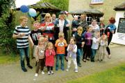 Packed pub helps the heroes with fun day