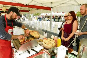 A taste of Italy in Clacton town centre