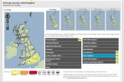 Met Office issues weather warning as 60mph winds expected to hit Essex