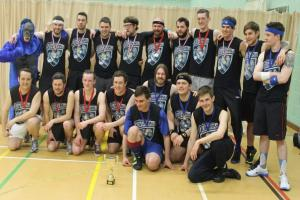 Chris needs funds to start Colchester Cannons dodgeball team