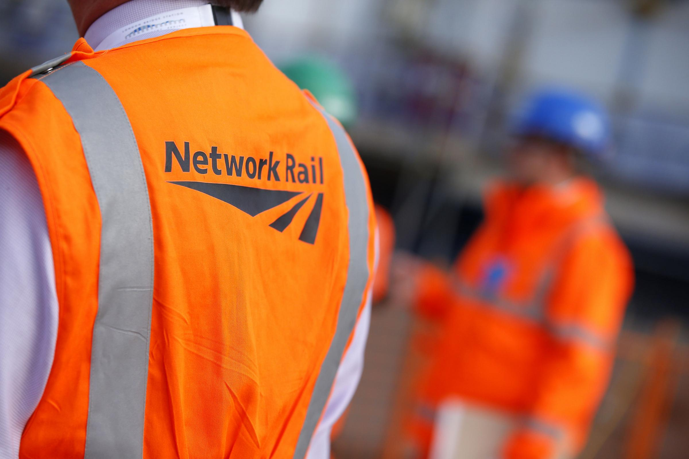 Rail passengers urged to check before they travel as works begin