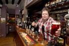 Historic pub welcomes families and hundreds of guest real ales inside
