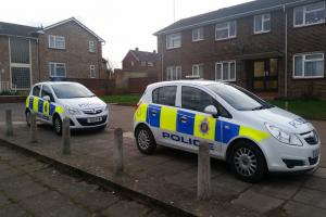 "Two men arrested after ""suspicious"" death"