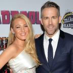 Gazette: Ryan Reynolds says fatherhood is a 'dream come true' as he reveals the awkward double date where he fell for wife Blake