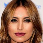 Gazette: Ferne McCann shares a picture of herself after a 'vampire facial' and it looks terrifying