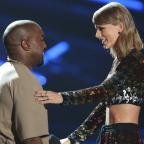 Gazette: Taylor Swift's squad are NOT happy about Kanye's lyrics on his new album