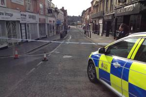 UPDATE 11am: Man in critical condition after town centre assault
