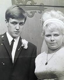 Linda and Barry Critchell