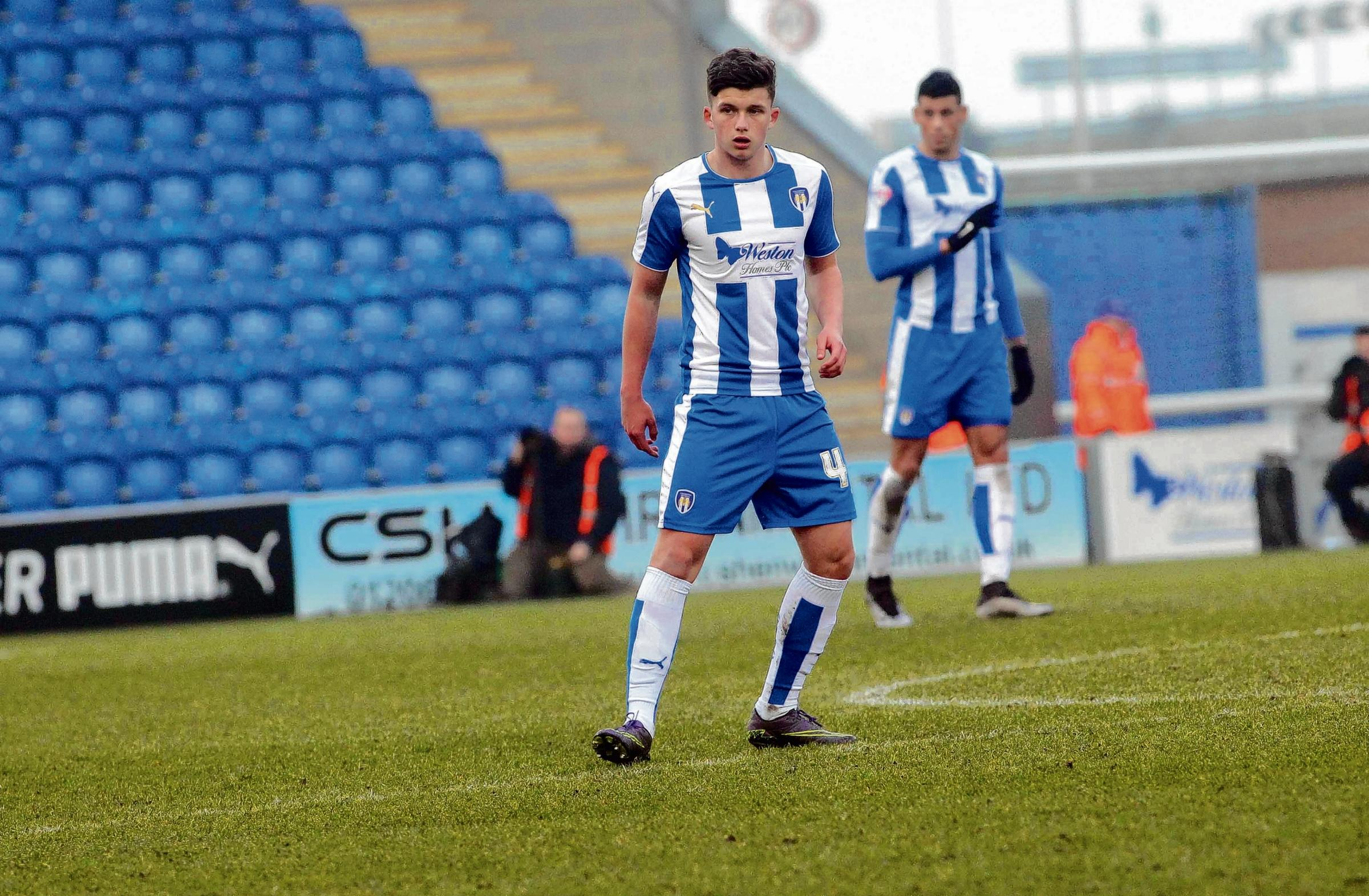 Call-up - Colchester United youngster Louis Dunne has been called up to the Republic of Ireland under-18 squad for their game against England under-18s this weekend.