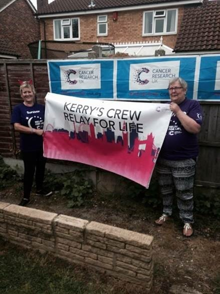 Cancer surviving mum who lost her daughter to the tragic disease prepares to join Relay for Life for Kerry (From Gazette)