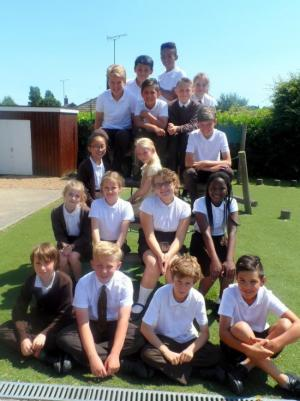 Gazette: GALLERY: Off to high school - all the Year Six leavers pictures from north Essex