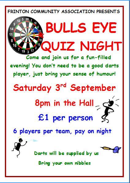 Bingo, Games & Quiz Nights in Colchester