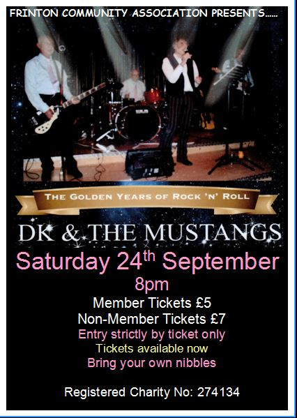 Dance with the Mustangs