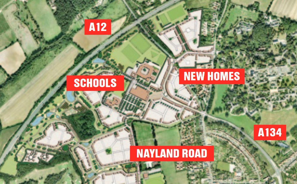 New primary and secondary school for 1,170 pupils to be built in north Colchester