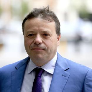 Gazette: Millionaire Ukip donor Arron Banks hit out at the party's national executive committee