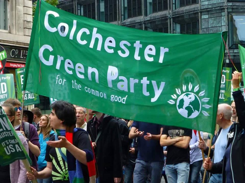 Furious - Colchester and District Green Party