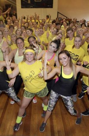 Gazette: Dancing for Demi! See all the pictures from charity dance in memory of Demi Wright
