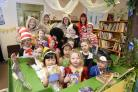 Read all about it! Children are transformed as they celebrate World Book Day