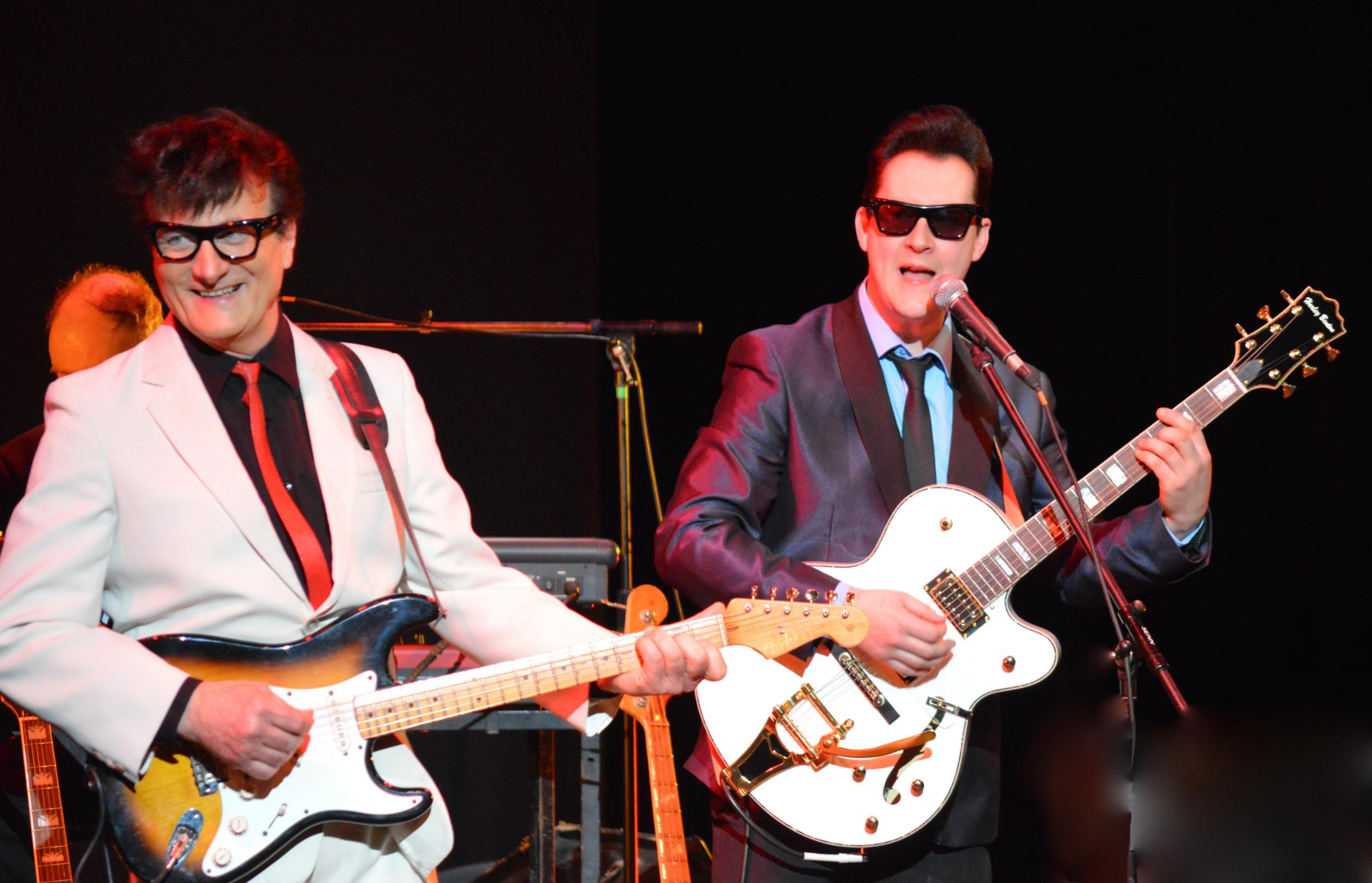 Through the Decades with Roy Orbison & Buddy Holly