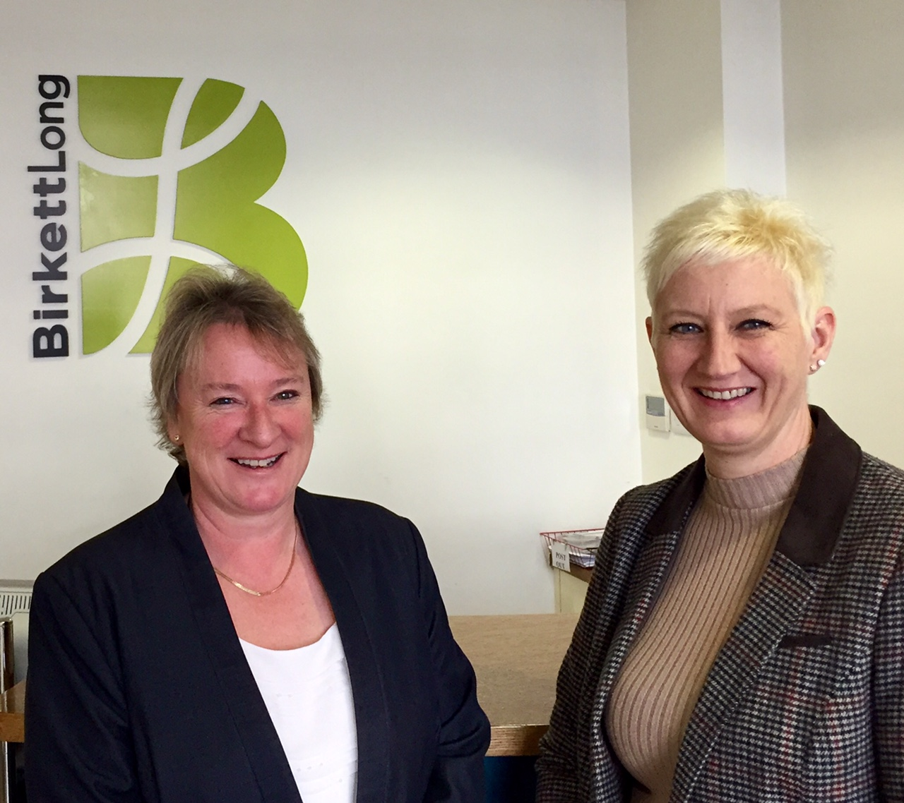 Probate partners- Julie Arthur and Liz Jones