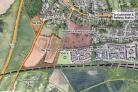 Refused! - the controversial plan were thrown out by a Government planning inspector
