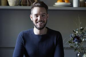 John Whaite is appearing at Essex Fine Food Show