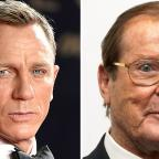 Gazette: Daniel Craig's tribute to fellow Bond Sir Roger Moore: Nobody Does It Better