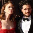 Gazette: Game Of Thrones' Kit Harington reveals he is living with co-star Rose Leslie