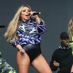 Gazette: Little Mix singer Perrie Edwards gets down and dirty with f-word gaffe