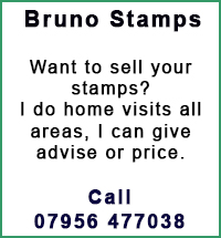 Gazette: SOYD Bruno Stamps